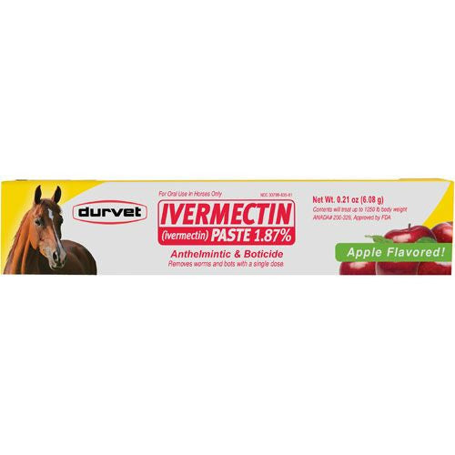 Ivermectin Wormer Paste Twisted Bit