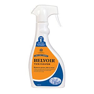 Belvoir Tack Cleaner Spray Twisted Bit