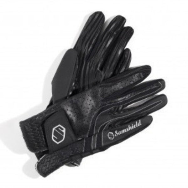 Samshield V-Skin Gloves Black Twisted Bit