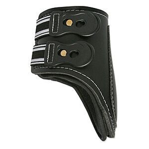 Equifit T-Boot Exp II Hind Boot Brass Black Twisted Bit