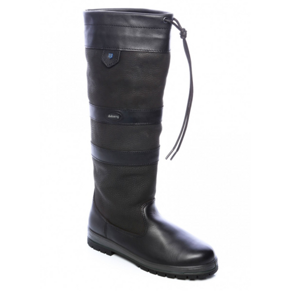 Dubarry Galway Boot Black Twisted Bit