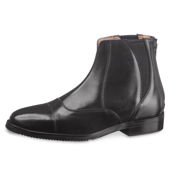 EGO 7 Libra Paddock Boot Black The Twisted Bit