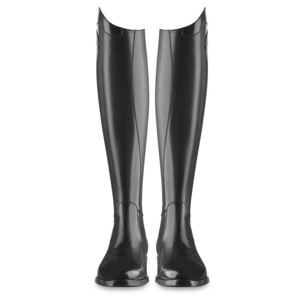 EGO 7 Aries Dress Boot Black The Twisted Bit