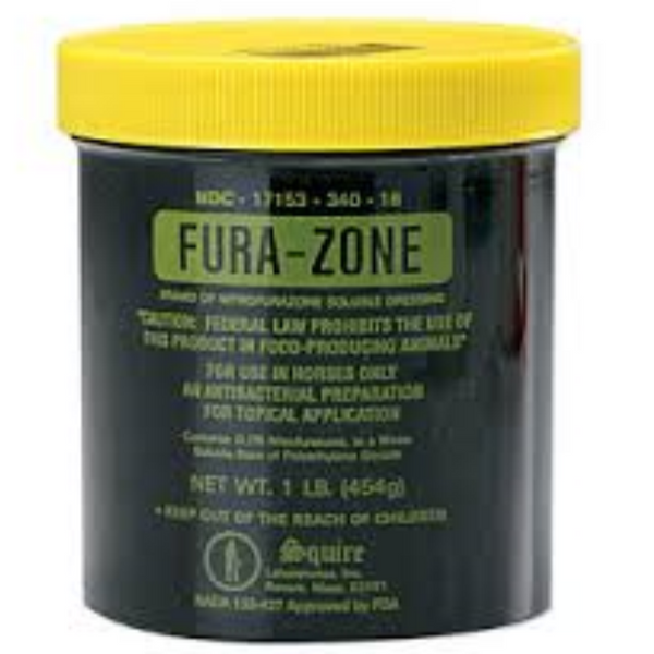 Fura-Zone Ointment Twisted Bit