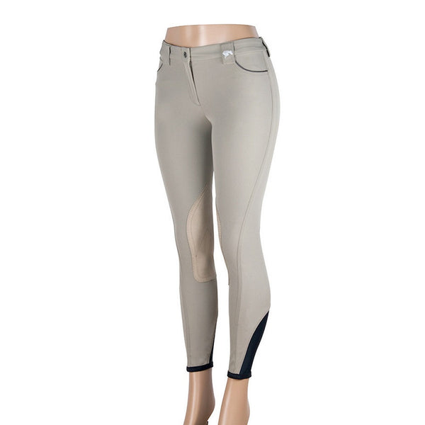 Sarm Hippique OLBIA HUNTER Breech Beige The Twisted Bit