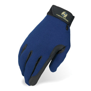 Heritage Performance Gloves Navy Twisted Bit