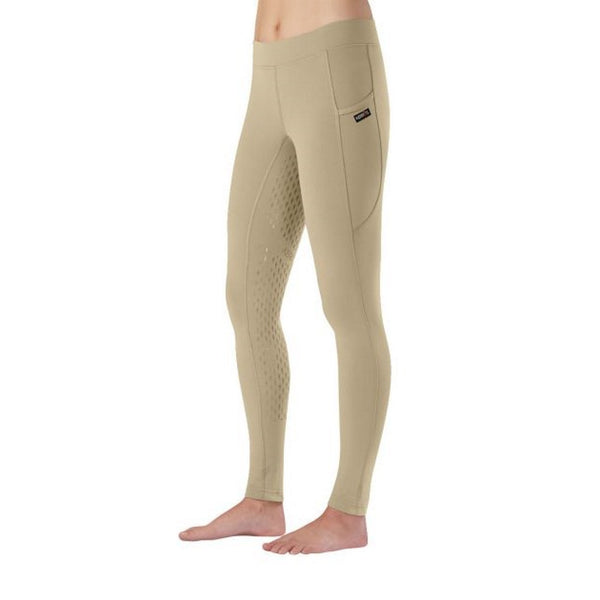 Kerrits Womens Ice Fil Tech Tight Tan The Twisted Bit