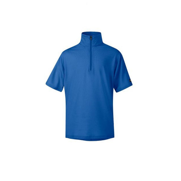 Kerrits Kids Ice Fil Bluestone Shortsleeve Top The Twisted Bit