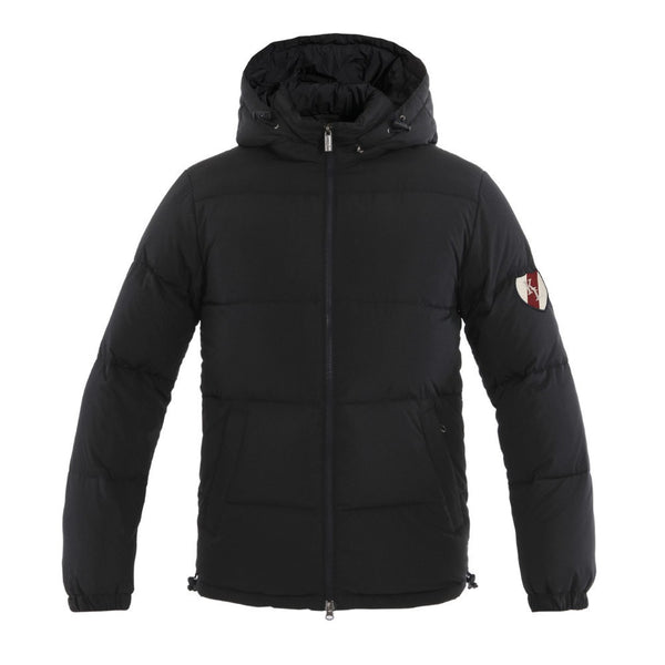 Kingsland Classic Unisex Down Jacket Navy The Twisted Bit