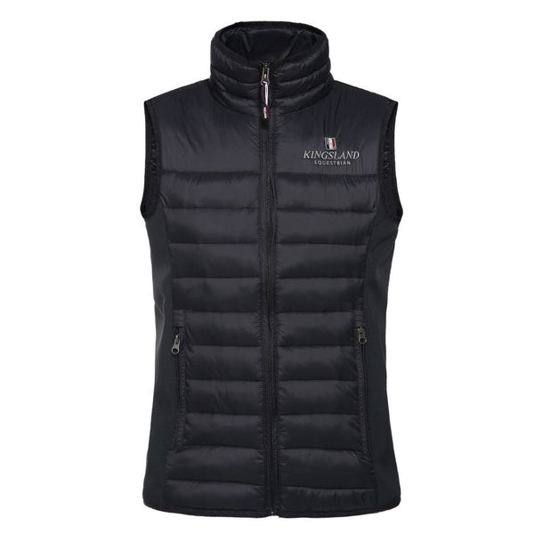 Kingsland Classic Unisex Body Warmer Vest Navy The Twisted Bit