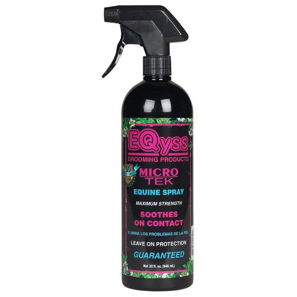 EQyss Micro-Tek Medicated Equine Spray Twisted Bit