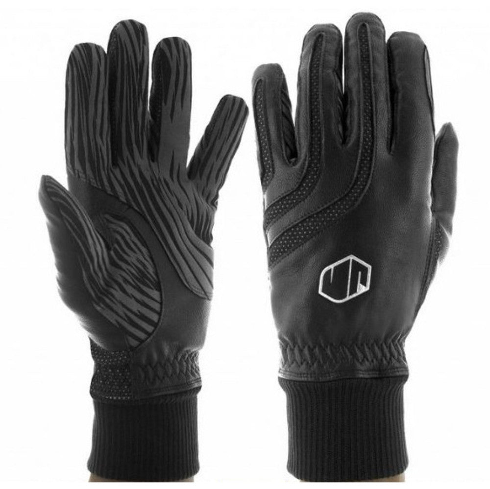 Samshield W-Skin Gloves Black Twisted Bit