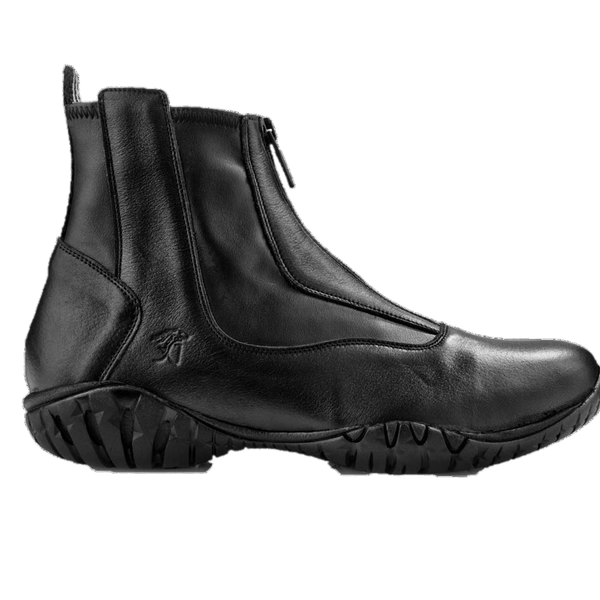 Sergio Grasso Walk & Ride Boot Black Twisted Bit