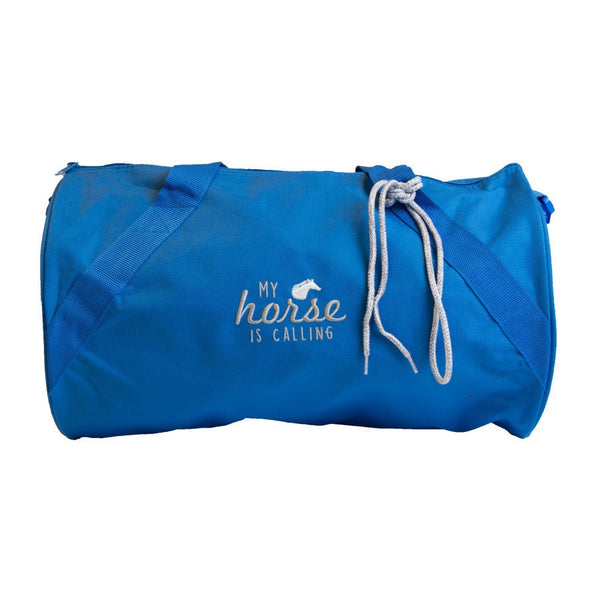 Stirrups Clothing Company Duffle Bag Royal Blue The Twisted Bit