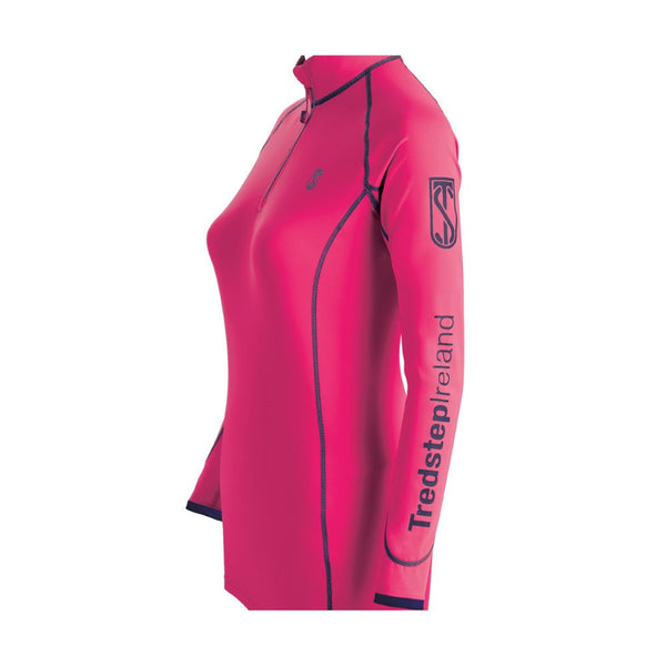 Tredstep Symphony Futura Hot Pink Sport Top The Twisted Bit