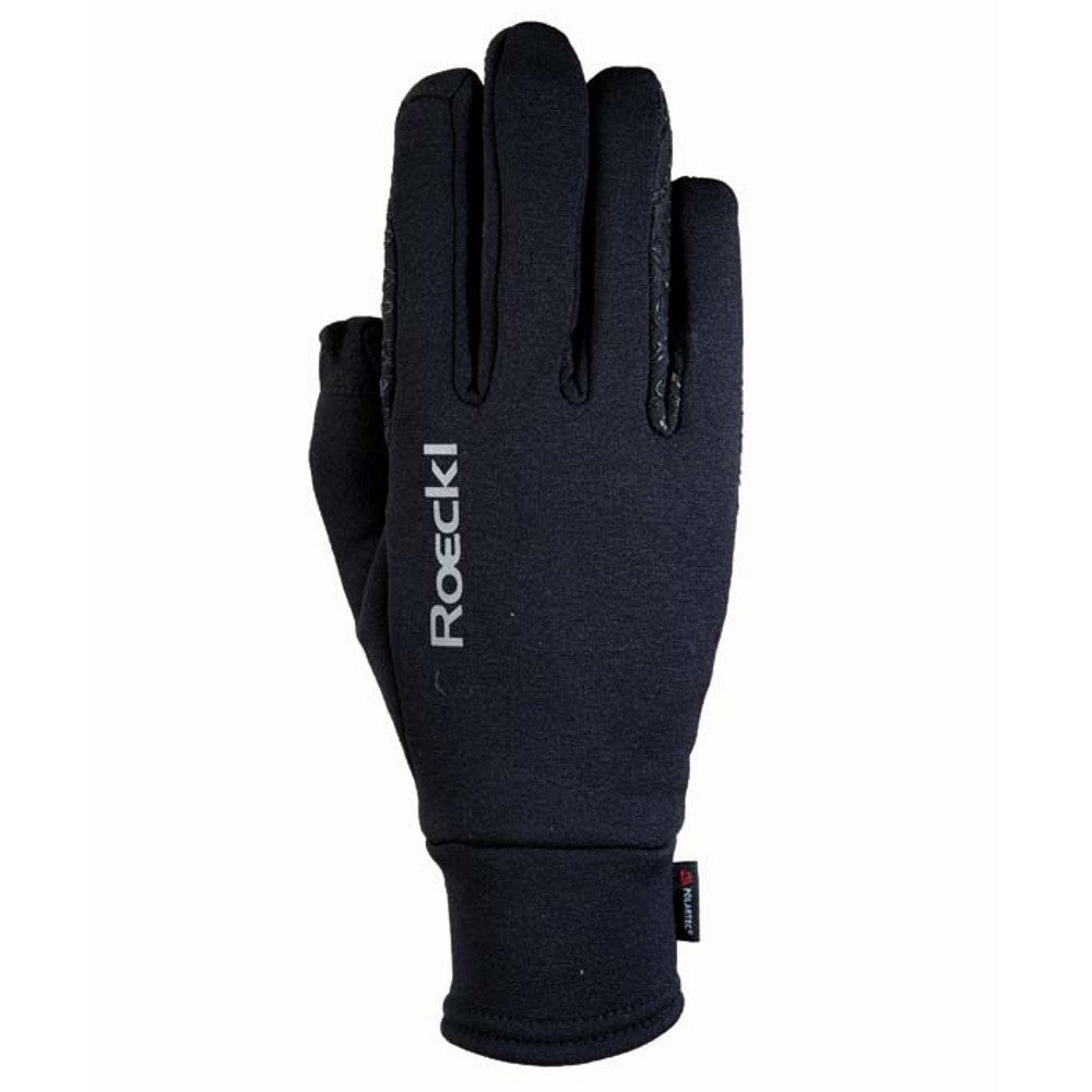 Roeckl Weldon Gloves Black The Twisted Bit