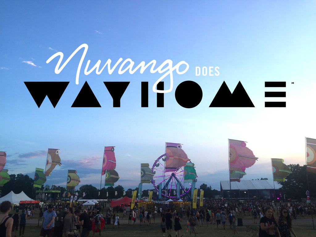 Throwbacks: Nuvango does Wayhome