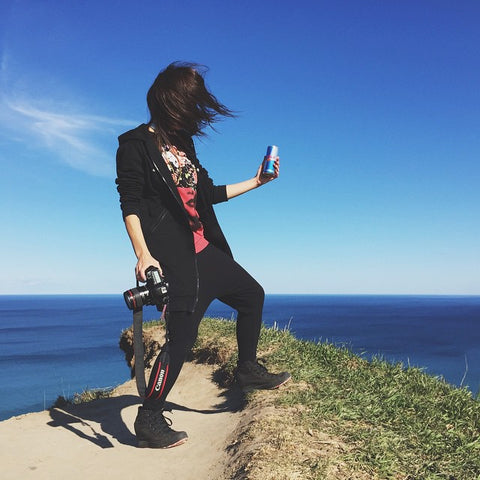 TheSuperManiak and Red Bull exhibition at Nuvango Gallery FSTVL SZN