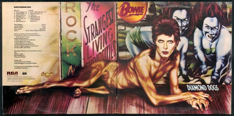 Bowie Phono+Graphic TCAF Nuvango Gallery