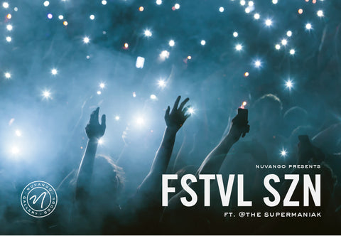 FSTVL SZN with TheSuperManiak at the Nuvango Gallery