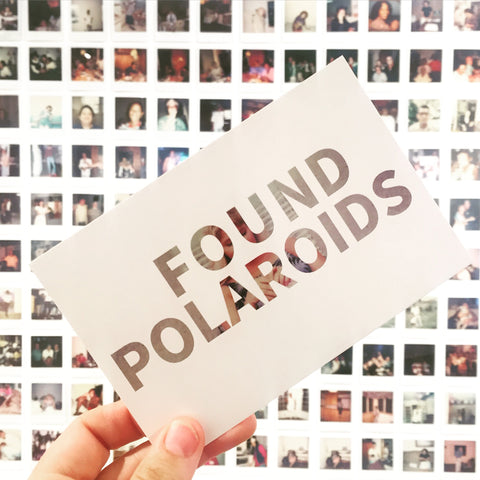 Nuvango Gallery Found Polaroid Project
