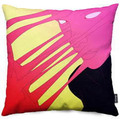 Infinite Capacity Throw Pillow