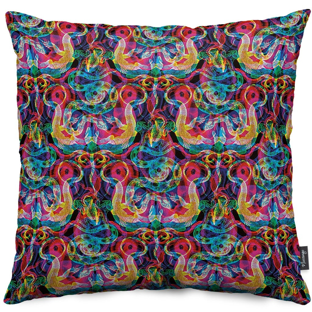 Damasco N.2 Throw Pillow