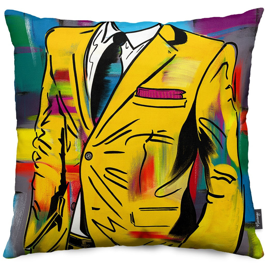 THE INTRODUCTION #16 Throw Pillow