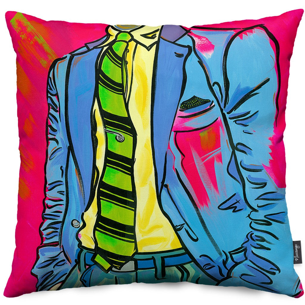 THE INTRODUCTION #2 Throw Pillow