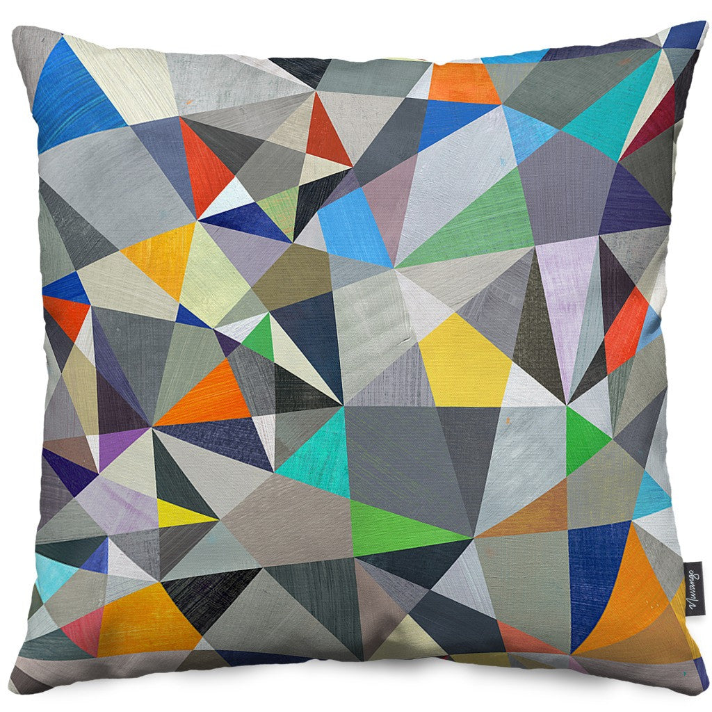 Seeing Stars Throw Pillow