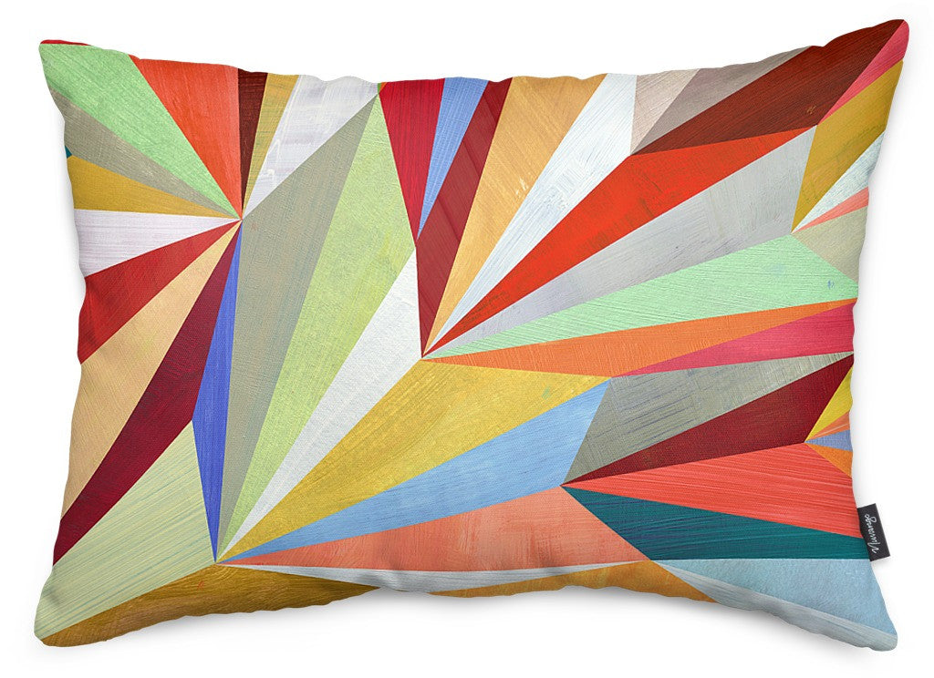 Paper Airplanes Throw Pillow