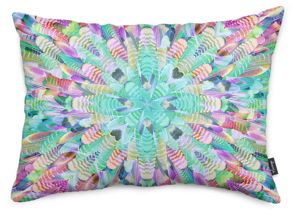 Samba Throw Pillow
