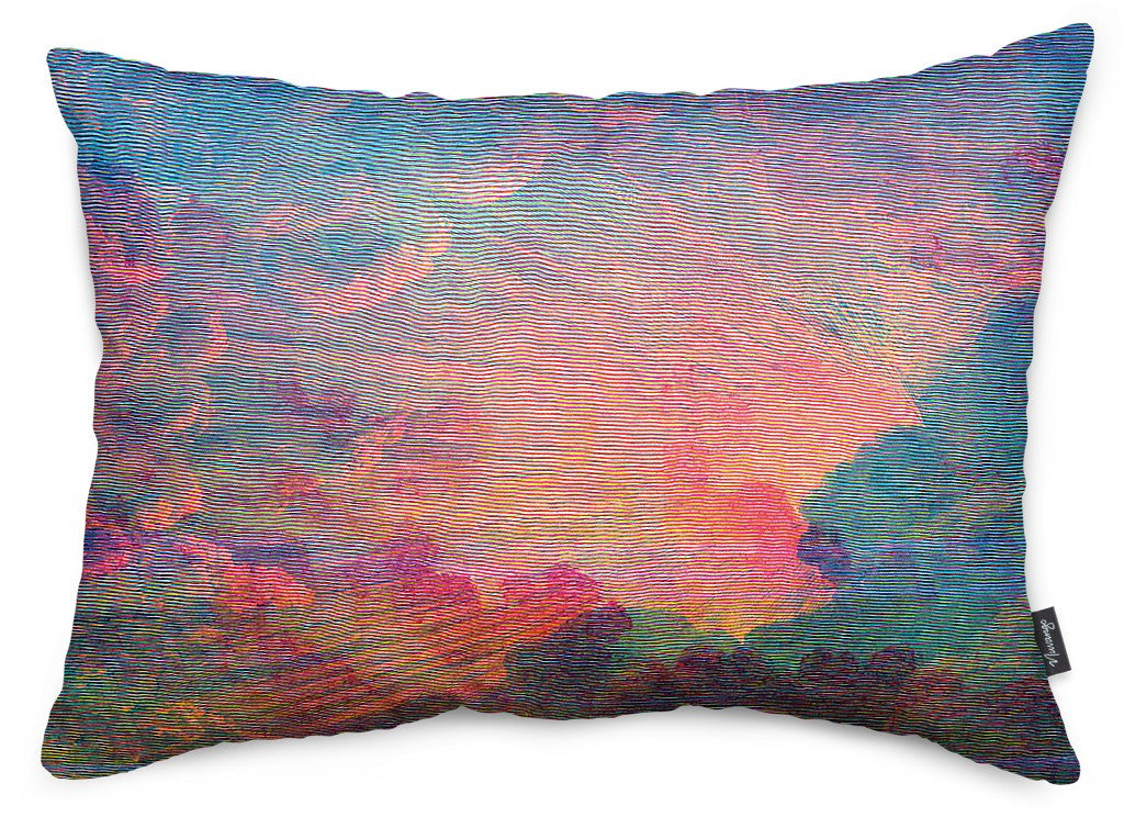 Atmospheric 1 Throw Pillow