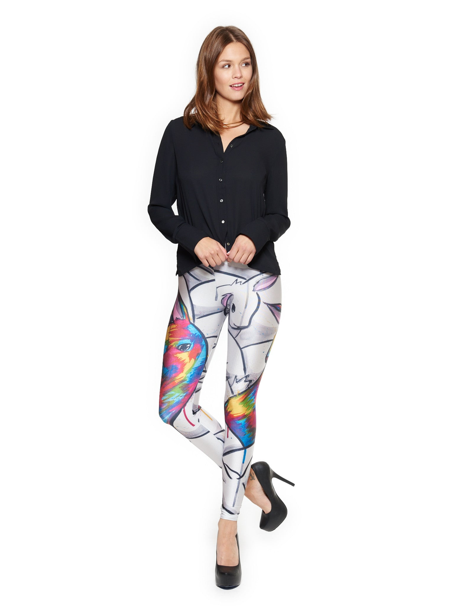 For Your Consideration Queen West Leggings - Nuvango  - 1
