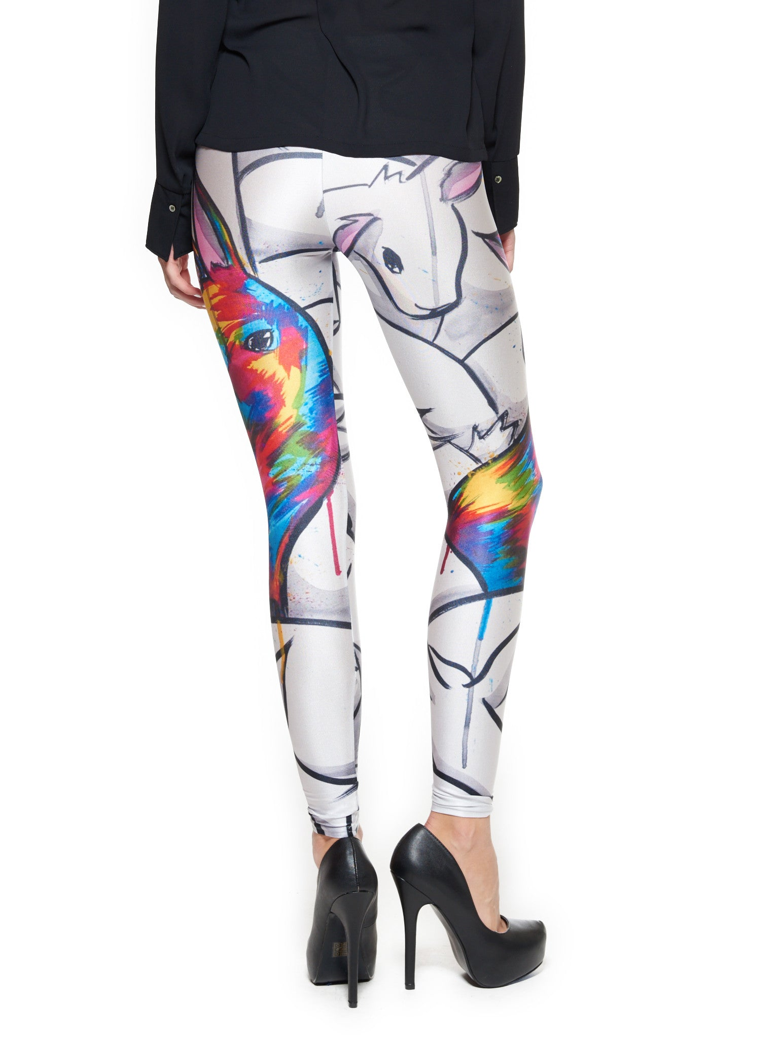For Your Consideration Queen West Leggings - Nuvango  - 3