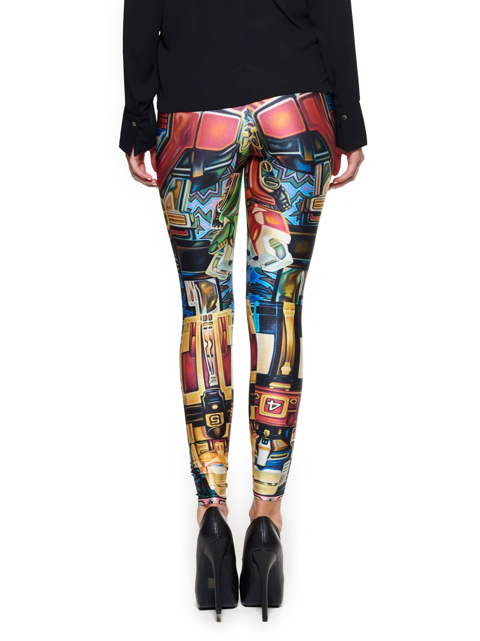 Voltron: Defensor Mundi Queen West Leggings - Nuvango  - 3
