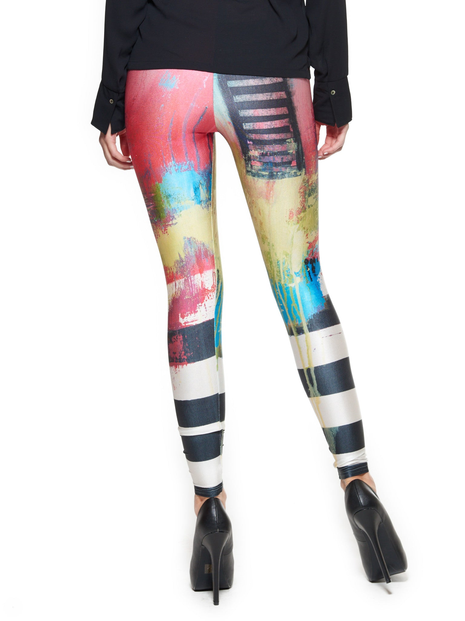 Say Something Queen West Leggings - Nuvango  - 3