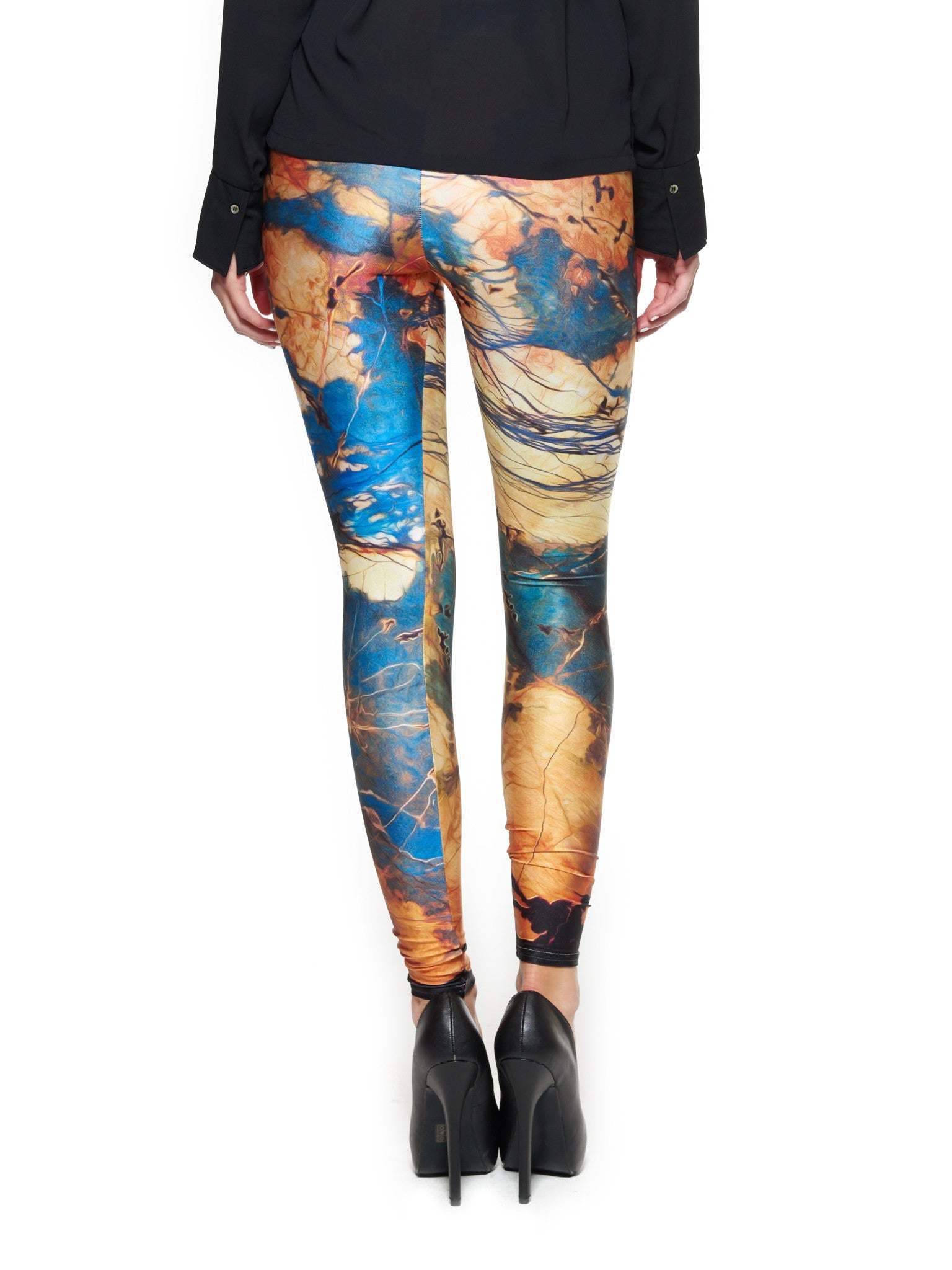 Clearly Knot Queen West Leggings - Nuvango  - 3