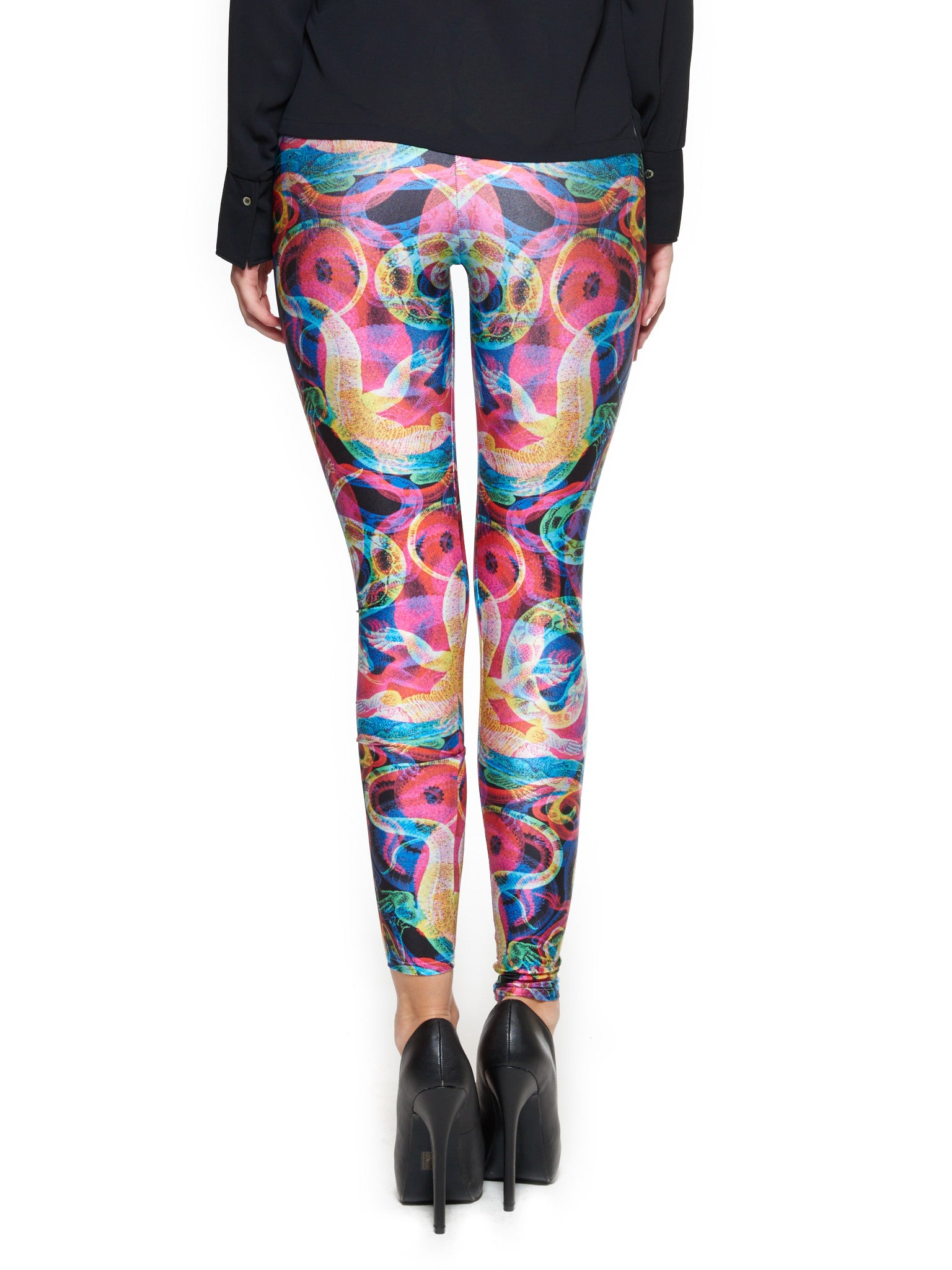 Damasco N.2 Queen West Leggings - Nuvango  - 3