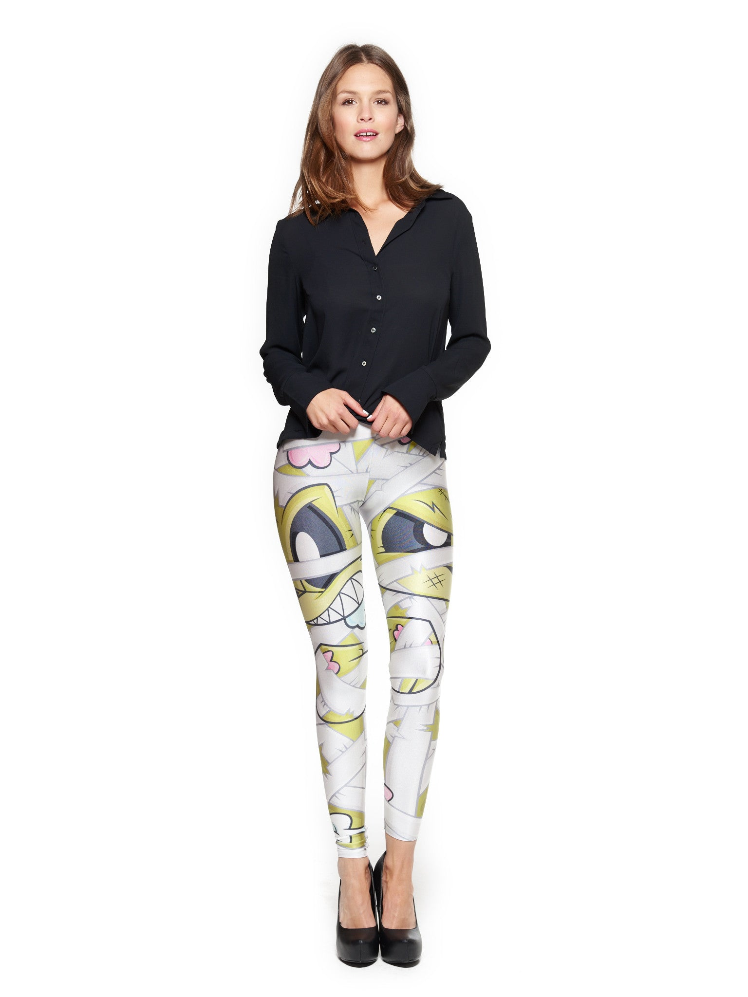 Mummy Bunny Queen West Leggings - Nuvango  - 1