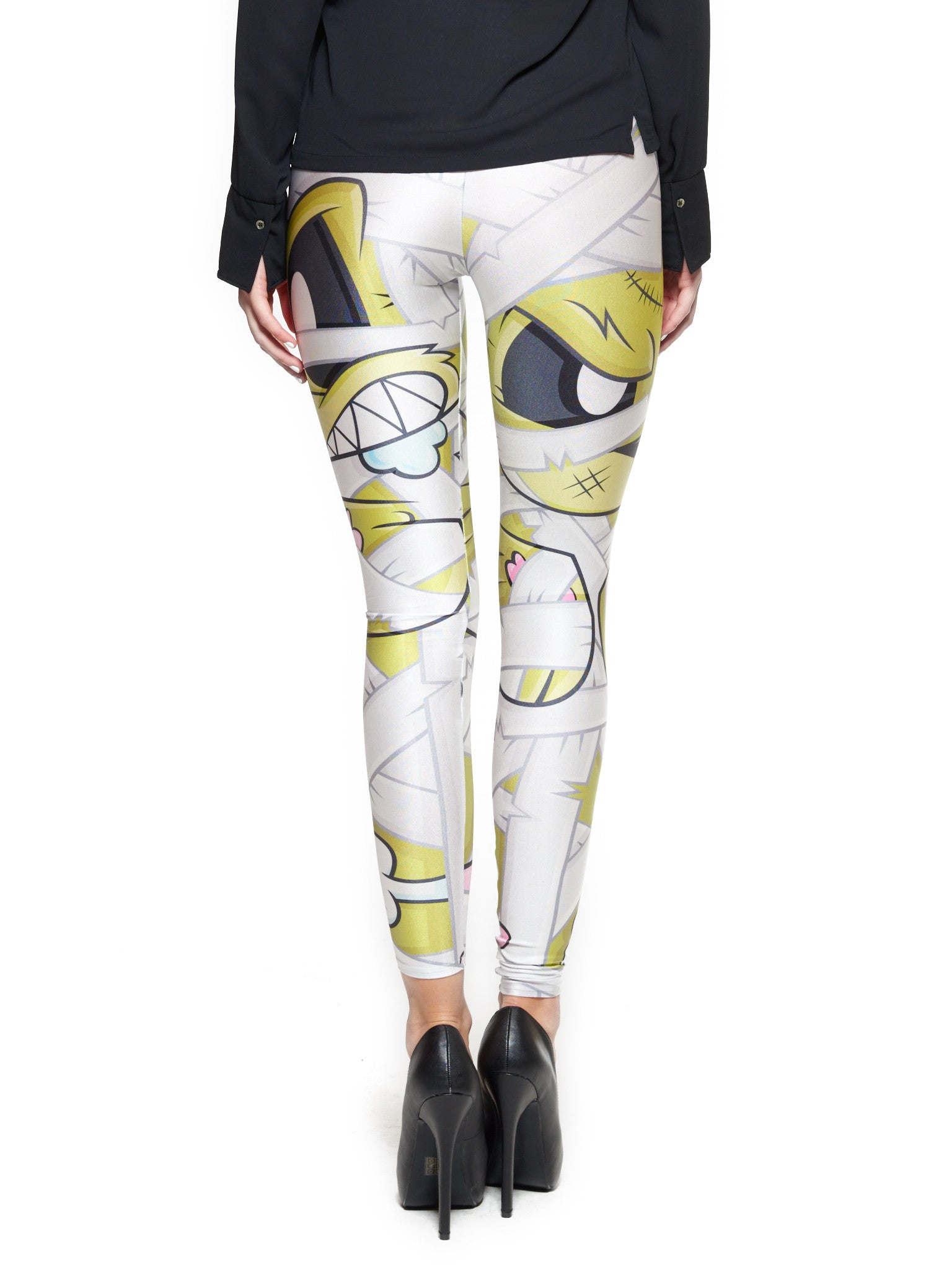 Mummy Bunny Queen West Leggings - Nuvango  - 3