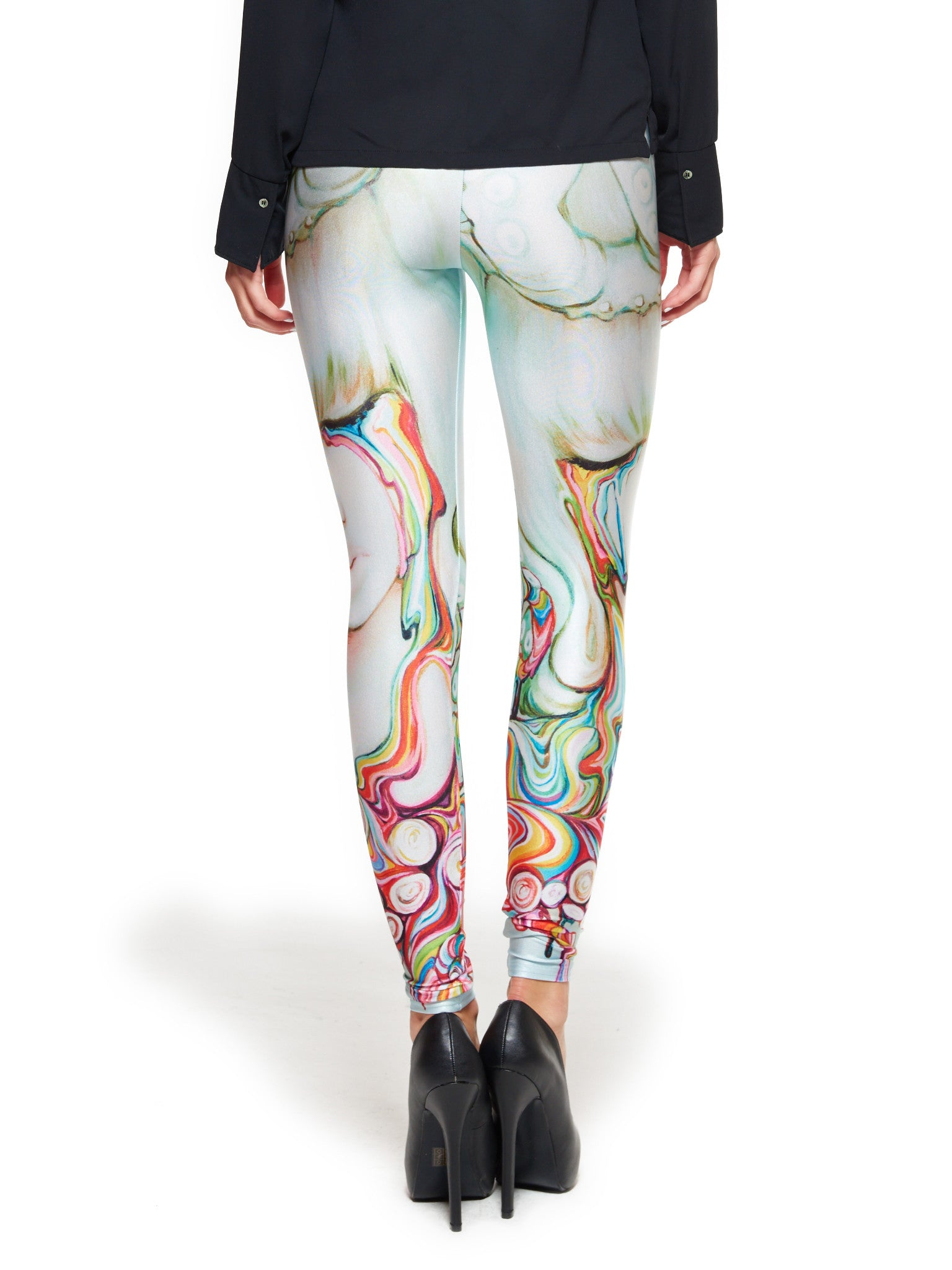 The Dream Melt Queen West Leggings - Nuvango  - 3