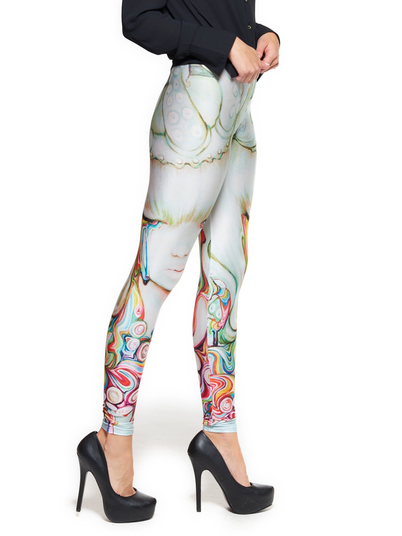 The Dream Melt Queen West Leggings - Nuvango  - 2