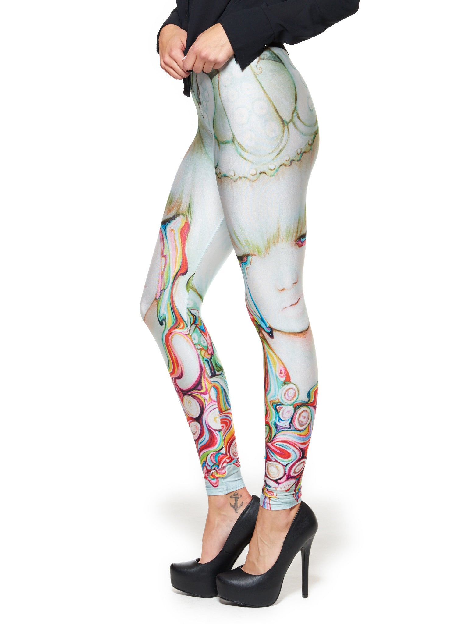 The Dream Melt Queen West Leggings - Nuvango  - 4
