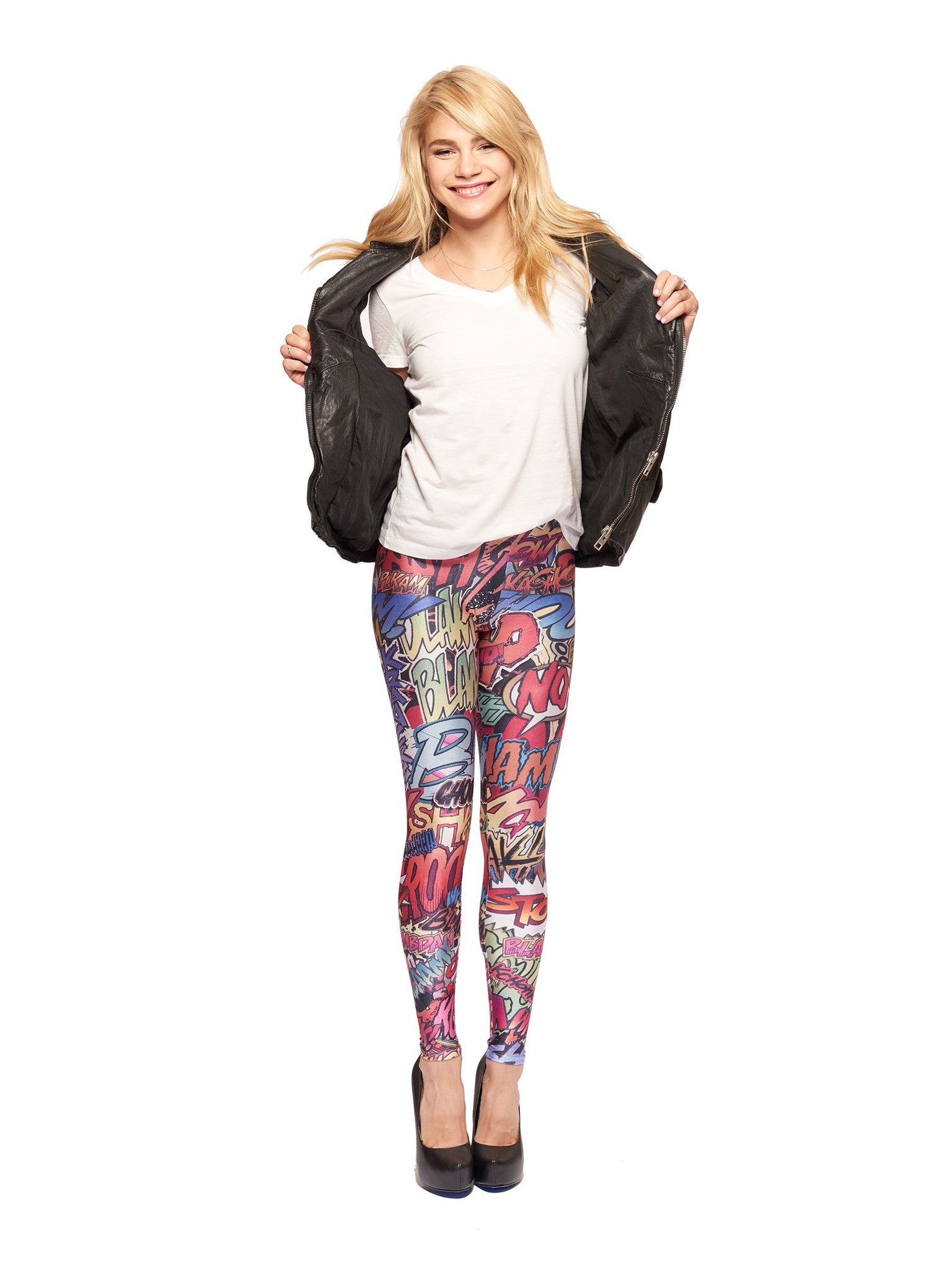 Action Packed Queen West Leggings - Nuvango  - 1