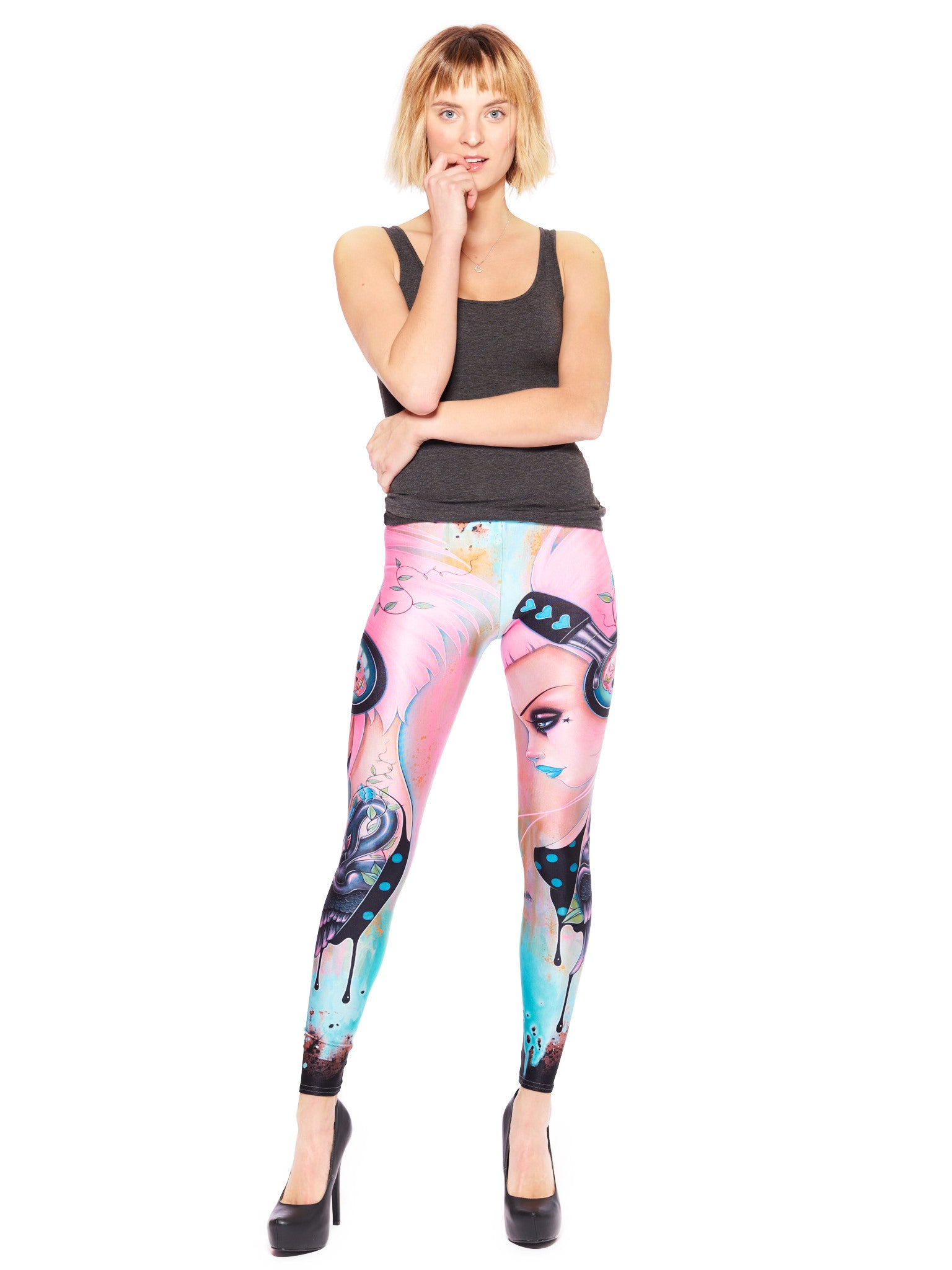 Perennial Beats Queen West Leggings - Nuvango  - 1