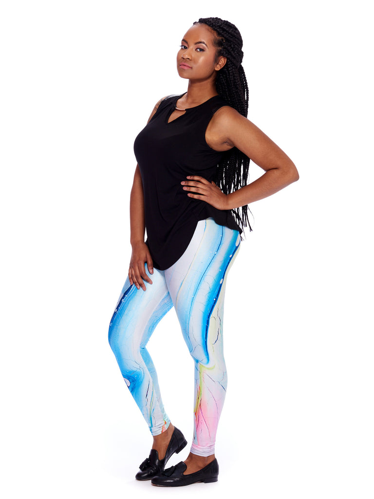 Evanescent Wave Queen West Leggings