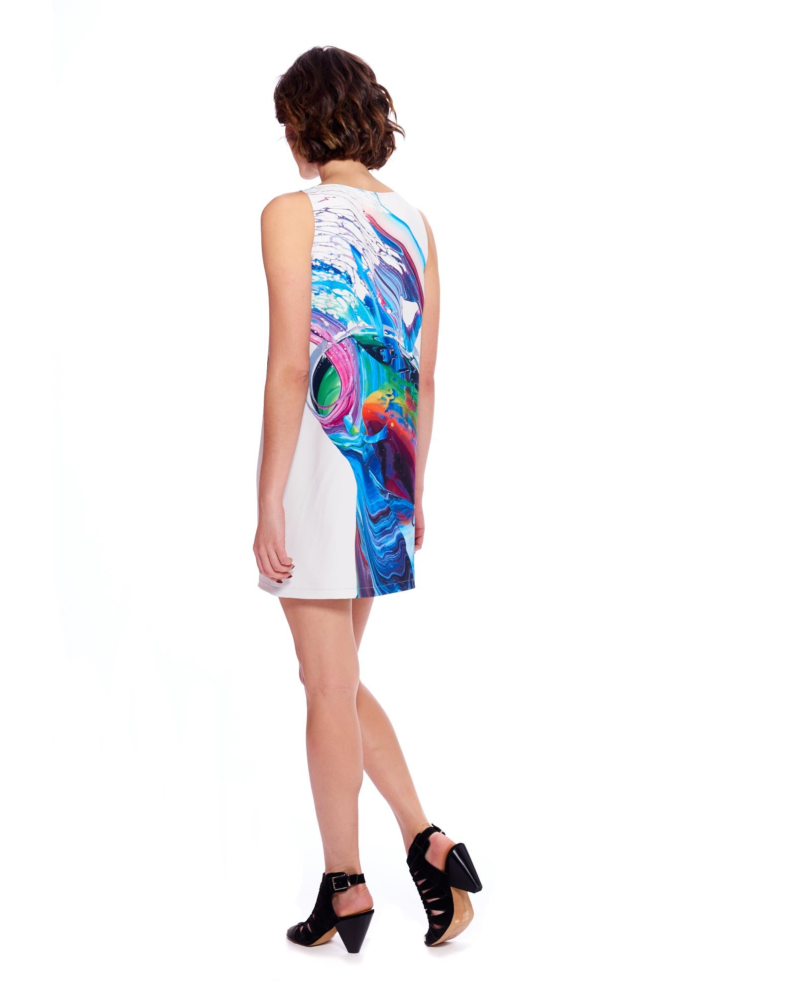 Creature Shift Dress