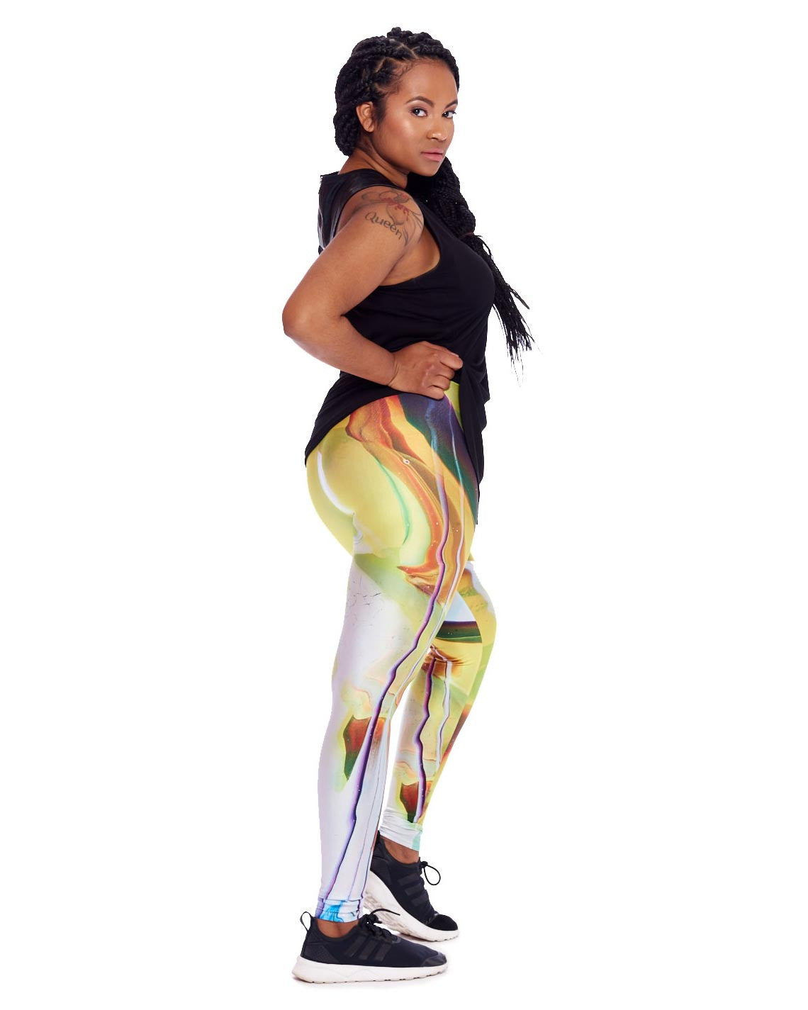 Quasar Leggings