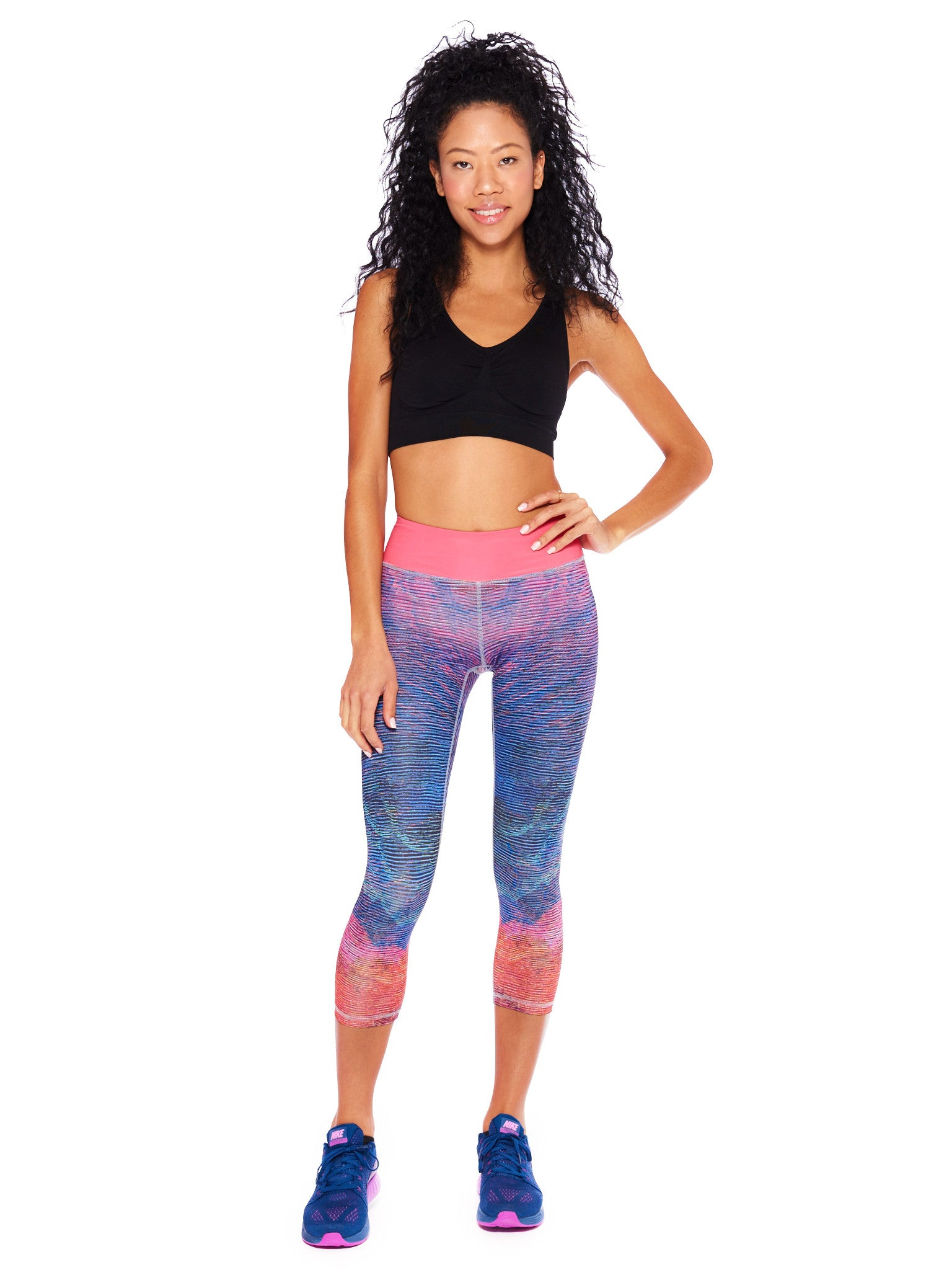 Atmospheric 5 Activewear Crop Leggings